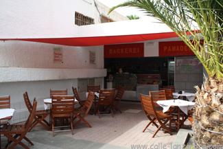 Deutsche Bäckerei in Puerto del Carmen, Lanzarote