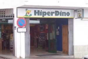 HiperDino in Puerto del Carmen